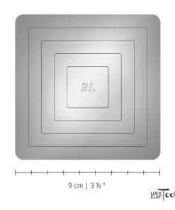 LC Shape Plate 21.1
