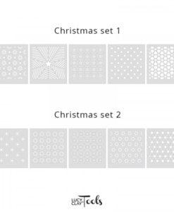 LC Stencil Set - Christmas 2.1