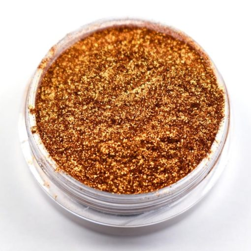 Lumiere Lusters™ - Divine Gold Fine Flake Powder (High Temp.)