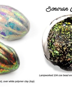 Lumiere Lusters™ - Sonoran Opal Super Flake (High Temp)