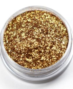 Lumiere Lusters™ - Super Gold Fine Flake Powder (High Temp.)