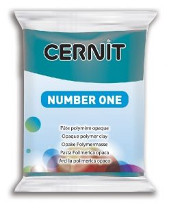 Polymer Clay Cernit Number One, 212 Periwinkle - 56g
