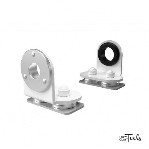 LC Tools Stainless Steel Czextruder and Holder Set.1