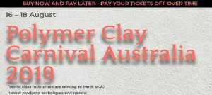Polymer Clay Carnival Australia