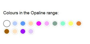 Cernit Opaline Polymer Clay - Available Colours