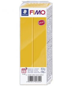 Fimo Soft - Sunflower 454g (1lb)