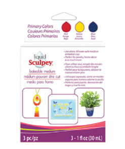 Liquid Sculpey® Bakeable Medium – Primary