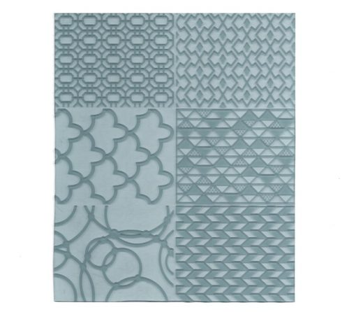 Sculpey Flexible Texture Sheet - Geometric_1