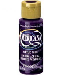 Americana Acrylic Paint (59ml) - Dioxazine Purple (Semi Opaque)