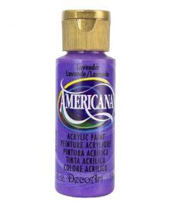 Americana Acrylic Paint (59ml) - Lavender (Opaque)