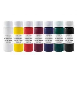 Glassymer Gel - 7 colours