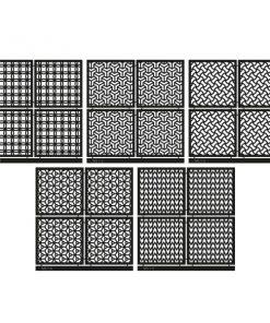 LC Microstencils - Set 1