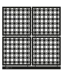 LC Microstencils - Set 1.1