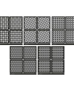 LC Microstencils - Set 2