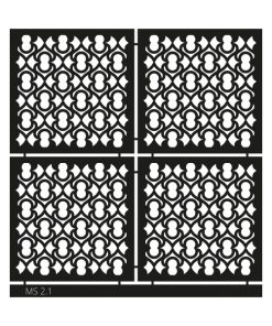 LC Microstencils - Set 2.1