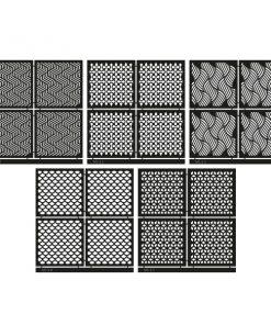 LC Microstencils - Set 3