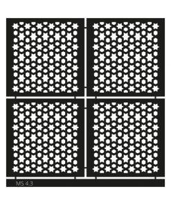 lc microstencils - 4.3