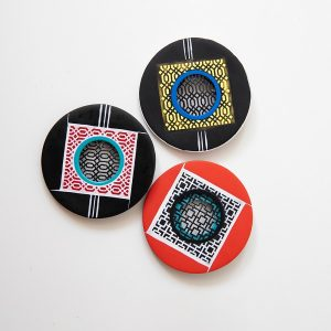 LC Microstencils by Pavla Cepelokova