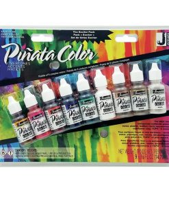 Jacquard Pinata Alcohol Ink Exciter Pack - Overtones