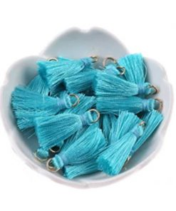 Pair of 20mm Silk Tassels with Ju