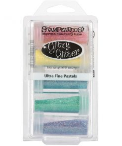 Stampendous Ultra Fine Glitter - Pastels