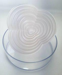 Acrylic Cutter Set – Tri Petal..2