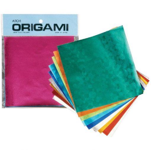 Aitoh Origami Paper – Embossed Foil.2