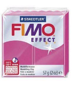 Fimo Effect - Ruby Quartz