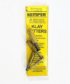 Kemper Klay Kutters 4 Small Flowers Set