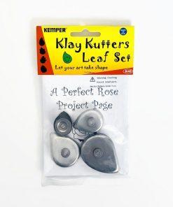 Kemper Klay Kutters Leaf Set