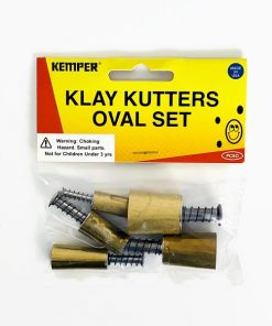 Kemper Klay Kutters Oval Set