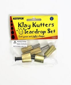 Kemper Klay Kutters Teardrop Set