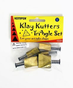 Kemper Klay Kutters Triangle Set