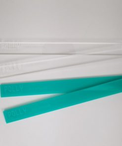 Polly Collective Depth Guides Set – Mint Green & Clear