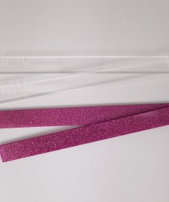 Polly Collective Depth Guides Set - Fuchsia Glitter & Clear