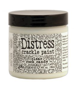 Tim Holtz Distress Crackle Paint - Rock Candy (118ml)
